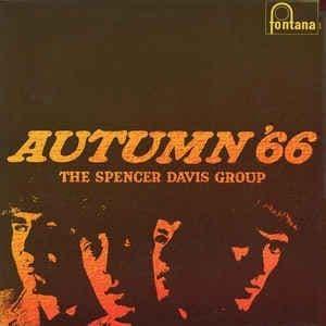 The Spencer Davis Group<br>Autumn '66